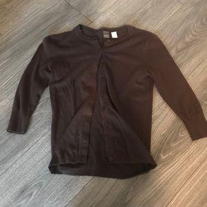 BP. button cardigan